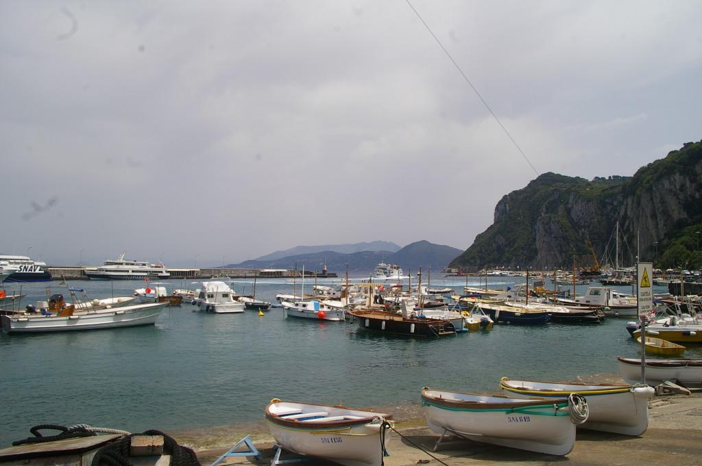 Marine Grande, Capri