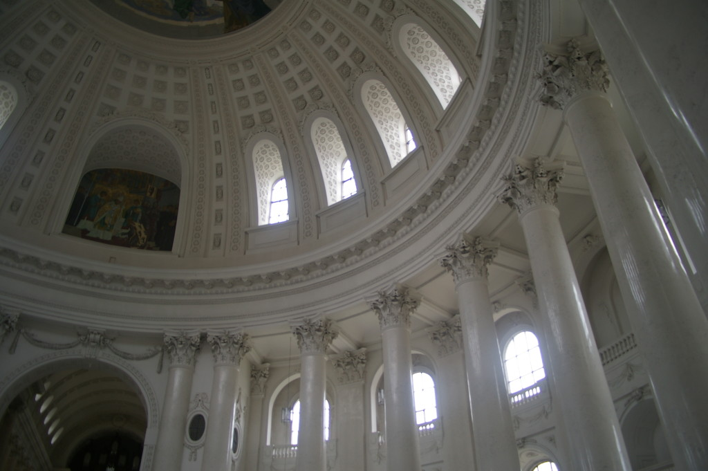 The dome.